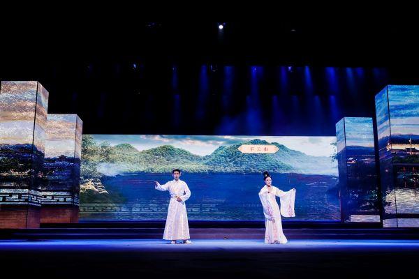 史诗音乐剧添彩世遗 《茶道:一叶乾坤》在福州成功上演